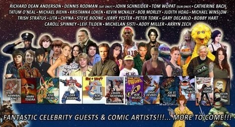 New England Super Megafest Comic Con on Nov. 21-22 | Comic Book Trends | Scoop.it