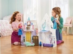 Disney Frozen Castle and Ice Palace Playset by Mattel | Frozen Dolls and Accessories | Harga Hape Terbaru | Scoop.it