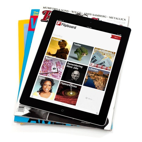 Flipboard for iPad | Screen flashes. | Scoop.it