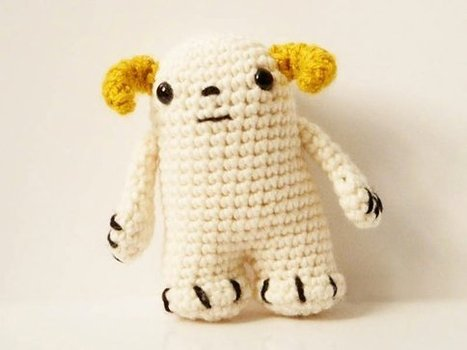 Star Wars Thursday: Monster Mash Edition - The Fandom Post | crochet for babies | Scoop.it