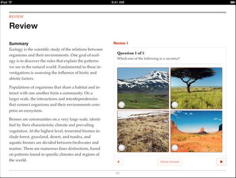 Apple - iBooks Author - Gallery | ebooks development | Scoop.it