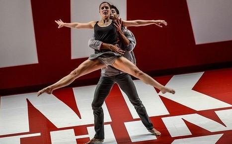 LA Dance Project, at Sadler's Wells - Telegraph | Blog of the Dance | Scoop.it