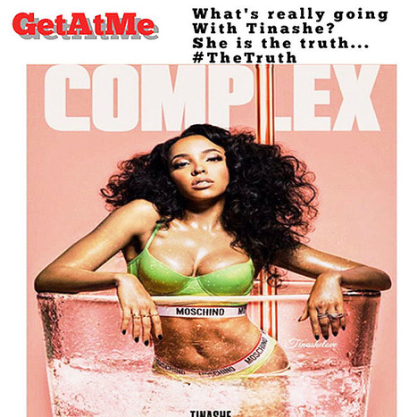GetAtMe Whats really going on with Tinashe? (I mean all the pieces are there...)   GetAtMe   Scoop.it