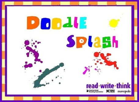 Visualize Text with Doodle Splash | 21st Century Technology Integration | Scoop.it
