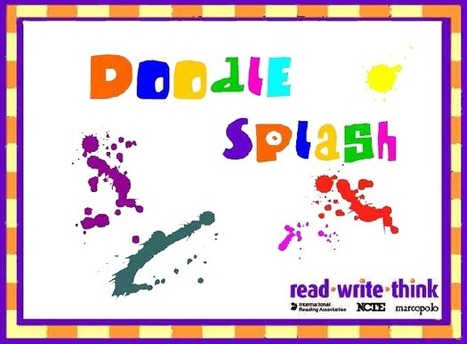 Edutech for Teachers » Visualize Text with Doodle Splash | Scriveners' Trappings | Scoop.it