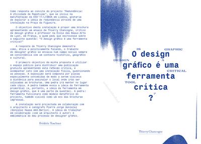 Le design graphique est-il un outil critique ? par Thierry Chancogne | Graphic Design and Typography | Scoop.it