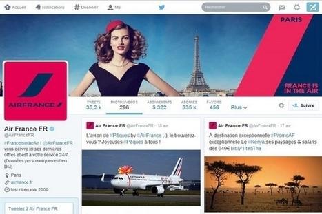 Bien exploiter le nouveau profil Twitter en tant que marque | CommunityManagementActus | Scoop.it