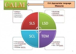 The CALM – model (Gierlinger) | CLIL Teacher Education | Scoop.it