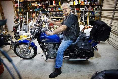 Omahan's motorcycle, stolen in 1967, turns up in Los Angeles - Omaha World-Herald | Motorcycle Mania | Scoop.it