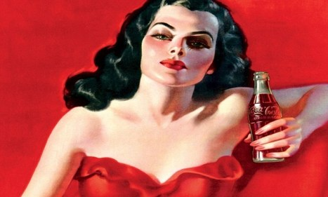 Pop culture: The retro Coca-Cola ads that chart the fizzy drink giant's history | Vintage Coca-Cola® | Scoop.it