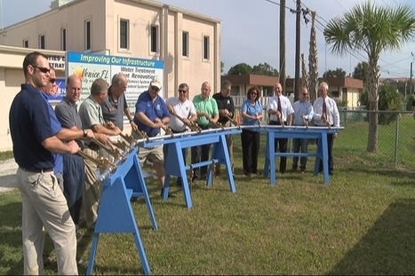 Venice turns the wrench on a multimillion dollar project - WWSB ABC 7 | VENICE FL | Scoop.it