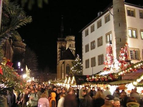 German Christmas Markets   English Listening Lessons   Scoop.it