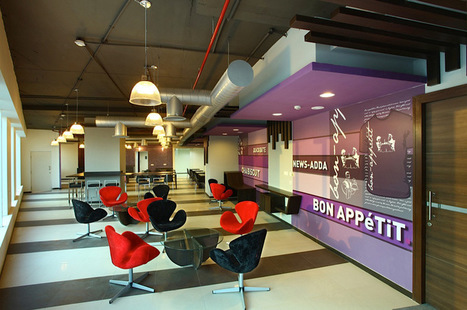 An Alleviating Office Interior Design For Better Work Output | Office Interior Design | Scoop.it