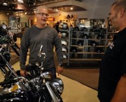 Two decades of cruising motorcycles | Motorcycle Accident Resources and News | Scoop.it