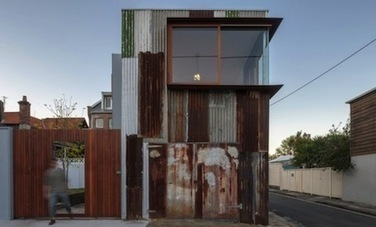 A Tin Shed Turned Office & Studio | This Gives Me Hope | Scoop.it