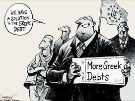 Blog gaulliste libre: Grèce : Tsipras, le FMI et l'UE achètent encore du temps   Econopoli   Scoop.it