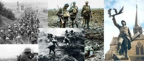 La Grande Guerre et les témoins | Rhit Genealogie | Scoop.it