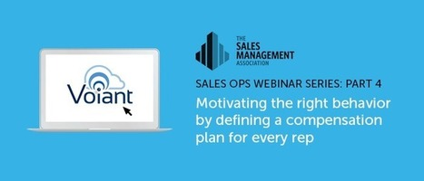 Defining a comp(ensation) plan for every rep, Dec. 14 | Anaplan | Sales compensation | Scoop.it