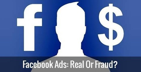 Facebook Ads: Real Or Fraud? - Socks On An Octopus | SOAO Science And Tech | Scoop.it