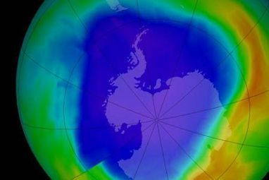 Les experts de la NASA estiment qu'il faudra encore 50 ans à la couche d'ozone pour se reformer | 694028 | Scoop.it