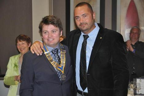 Wimereux : passation de pouvoir au Rotary Club Boulogne Côte d ... - La Voix du Nord | Ensemble Pour Wimereux | Scoop.it