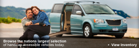 Nations Largest Selection of Wheelchair Vans | Browse Inventory Today | Enriching Content for People with Disabilities | Scoop.it