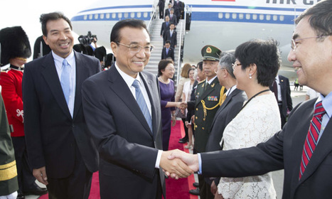 China-Canada ties to be nurtured: Premier Li@Offshore stockbrokers | Global Asia Trader | Scoop.it