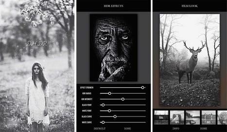 DHDR, la app que todo amante de la fotografía en blanco y negro esperaba | Educacion, ecologia y TIC | Scoop.it