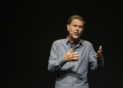 Netflix  CEO posts a growth Facebook status update, Social Media Power and Transparency | Change Leadership Watch | Scoop.it