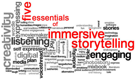 Why Immersive Storytelling is the Future of Marketing!? | EDU Plan | Scoop.it