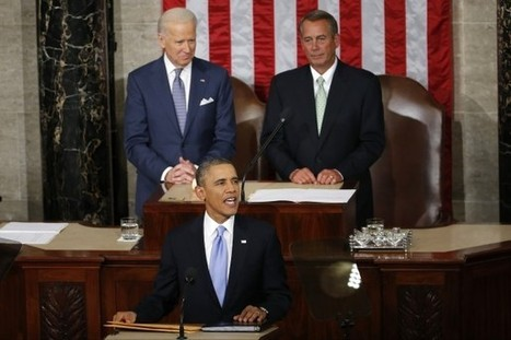 Obama's six big foreign policy points in the State of the Union - Washington Post (blog) | International studies | Scoop.it