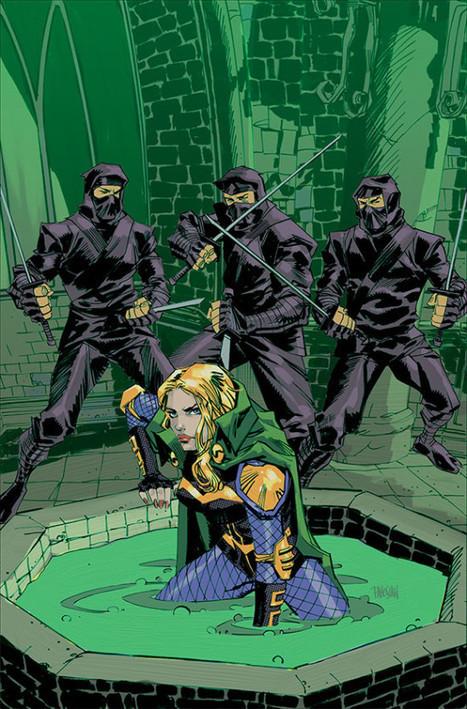 DC Comics's Futures End September Event: What Do We Know? | Comicbook.com | DC Comics | Scoop.it