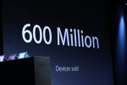 Apple Has Sold 600M iOS Devices, But Android Is Not Impressed | TechCrunch | IT | Scoop.it