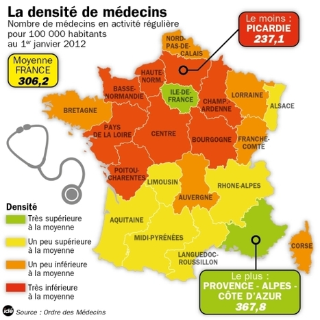"Déserts médicaux : un mal incurable ? | ""green business"" 