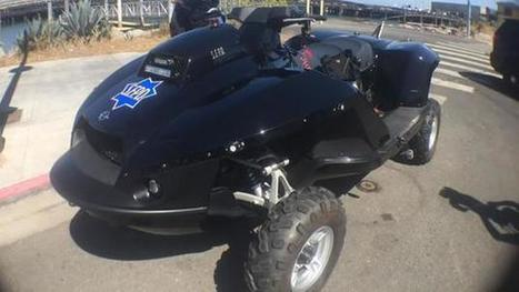 San Francisco police debut new 'quadski' for Law Enforcement Appreciation Night | Police Problems and Policy | Scoop.it