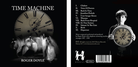 HERESY RECORDS - ROGER DOYLE – TIME MACHINE | Hauntology | Scoop.it