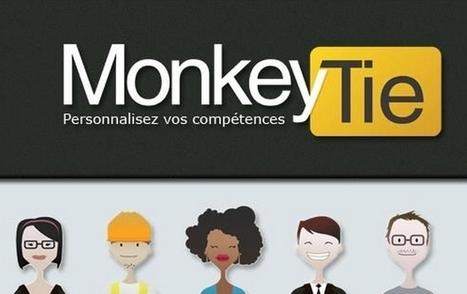 Incubée HEC, Monkey Tie lance le recrutement sur la personnalité | Emploi et ressources humaines | Scoop.it