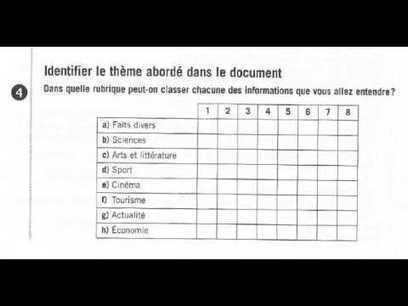 Examens oraux DELF filmés | FLE et nouvelles technologies | Scoop.it