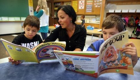 Full-day kindergarten creating more inquisitive, better prepared students | Full Day Kindergarten and Early Learning | Scoop.it
