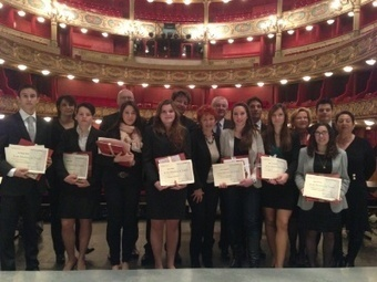 Les diplômés 2012 du lycée hôtelier de Toulon à l'honneur | L'actu de la restauration | Scoop.it