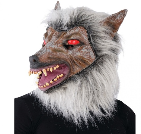 Masque de loup : un deguisement bien pratique - Twenga Magazine | Technologie, High Tech | Scoop.it