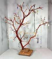 Functional and Decorative Jewelry Trees | jewelrytree | Scoop.it