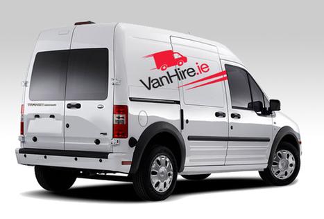 Small Van Hire | Low cost Van Hire company - Galway Ireland | VanHire | Scoop.it