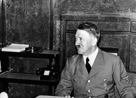 On the 70th anniversary of his death, five facts about Hitler's final hours | Gavagai | Scoop.it