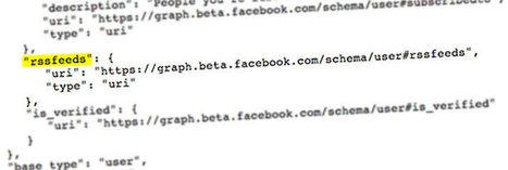 Facebook annonce dévoiler un nouveau produit cette semaine : un lecteur de flux RSS ? | BlogNT | Stratégies de communication Web 2.0 | Scoop.it