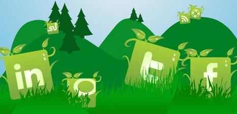 Social media e sostenibilità: quali aziende li usano meglio? | Green and Social Media | Scoop.it