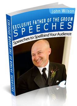 Father of the groom Speech Examples | Father of the Groom Speech | Scoop.it