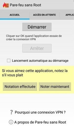 Comment bloquer l'accès internet à une application Android ? - Tablette-Tactile.net | mlearn | Scoop.it