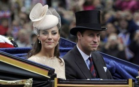 Bébé royal : Kate et William préparent déjà son premier voyage - Le Parisien | famille royale | Scoop.it