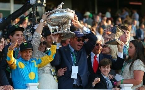 American Pharoah's jockey, trainer donate Belmont winnings to charity | CBS Sports | CALS in the News | Scoop.it